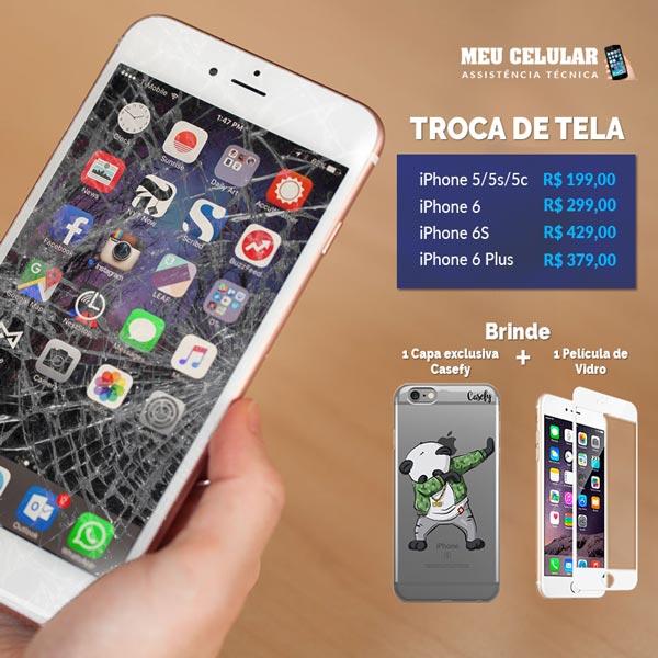Artes para redes sociais Assistência Técnica de celular